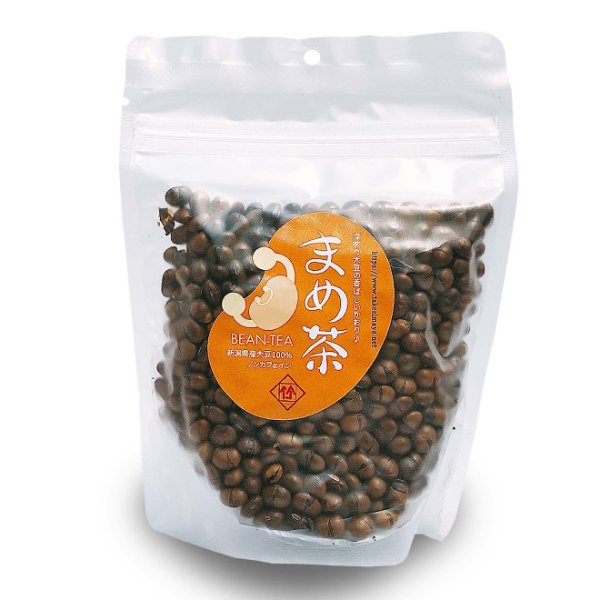画像1: まめ茶 〜新潟県産大豆〜 (1)