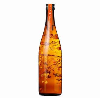 画像1: 越の寒中梅 秋上がり 純米吟醸 原酒