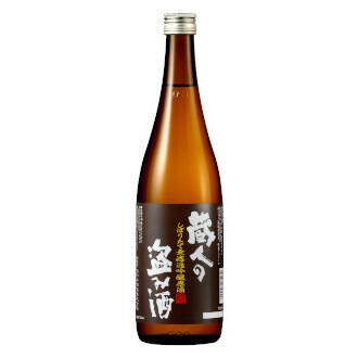 画像1: 蔵人の盗み酒 無ろ過 吟醸原酒 720ml